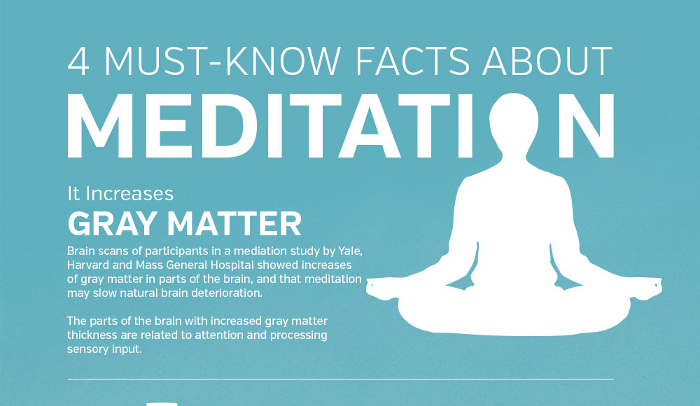 4 Proven Scientific Medical Benefits of Meditation