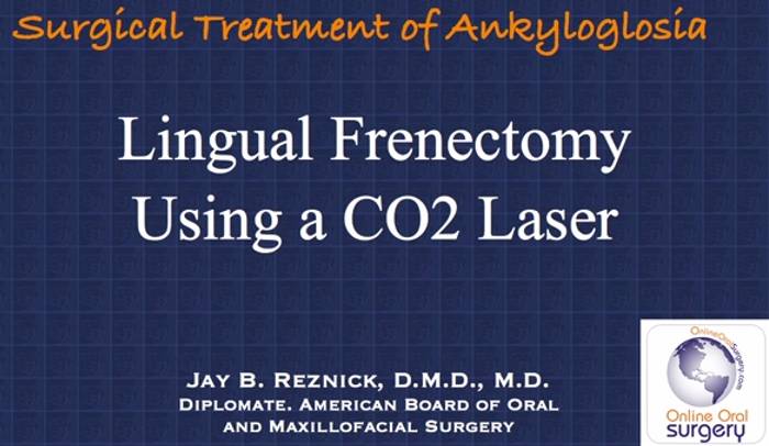 lingual frenectomy recovery time