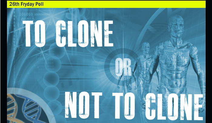 the pros and cons of cloning the technological breakthrough of the future Animal cloning - pros and cons   but it was a major breakthrough  the public and the media's views on the future of cloning often ignore some of its.