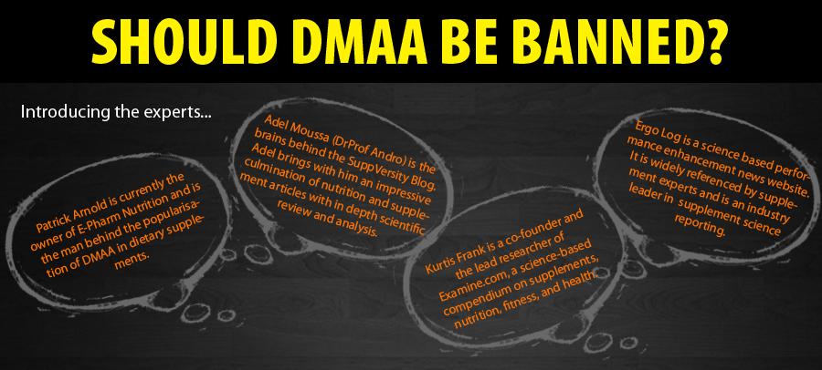 DMAA Side Effects