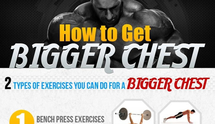Chest Exercises to Get Rid of Moobs