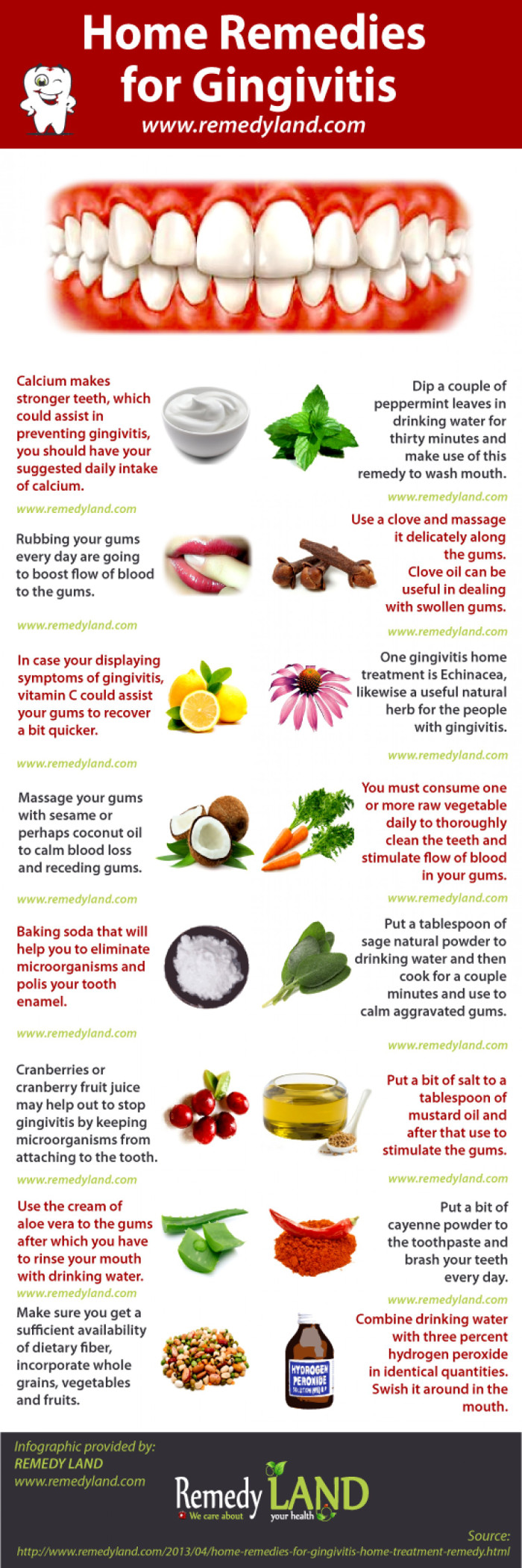 Home Remedies For Bleeding Gums HRFnd - Home remedies stop bleeding