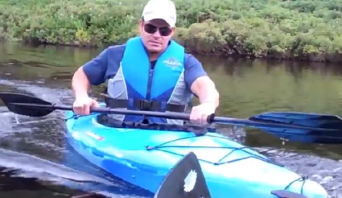 Calories Burned Kayaking