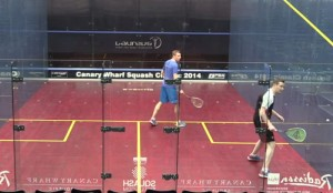Calories Burned Playing Squash