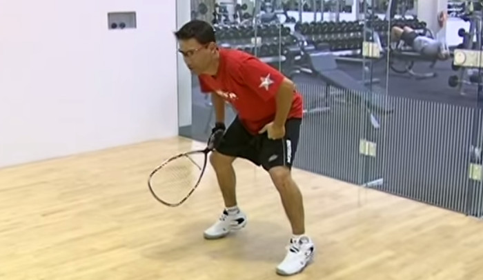 Calories Burned Racquetball