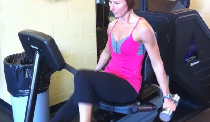 Calories Burned Recumbent Bike