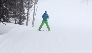 Calories Burned Skiing