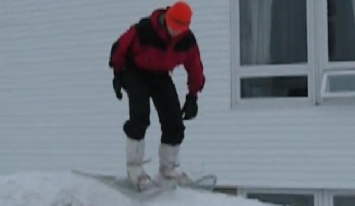 Calories Burned Snowshoeing