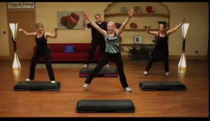 Calories Burned Step Aerobics