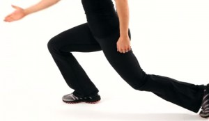 Calories Burned Doing Lunges