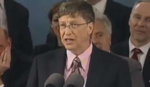 Bill Gates Personality Traits