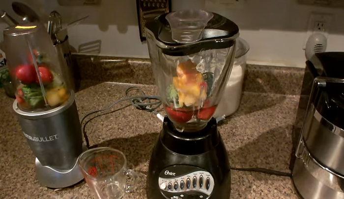 Difference Between Blender and Nutribullet