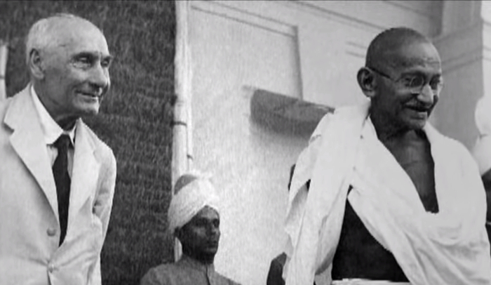 Research papers on gandhi