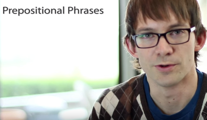 Prepositional Phrase Definition for Kids