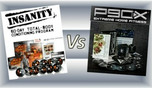 Difference Between Insanity and P90X
